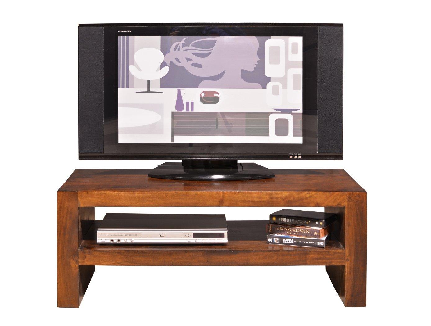 Support Console De Meuble Block Largeur 100 Cm Style Bois Kikar