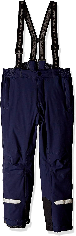 LEGO Wear Unisex-Child Ski Pants with Adjustable Suspenders