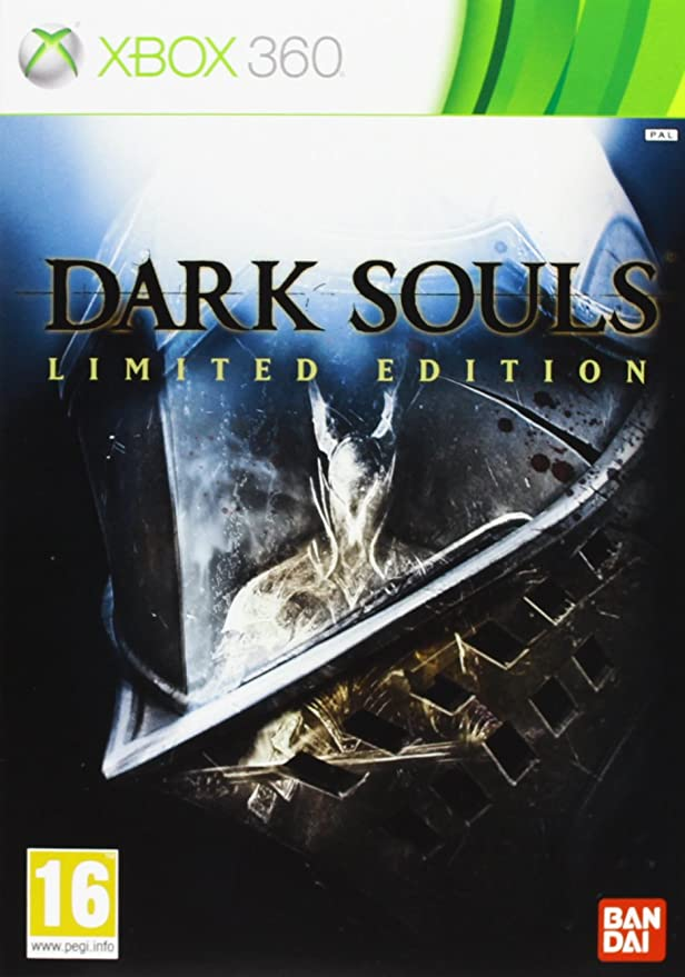 Dark Souls Limited Edition: Amazon.es: Videojuegos