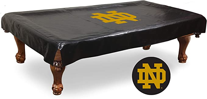 Notre Dame Fighting Irish ND Logo vinilo de billar mesa de billar ...