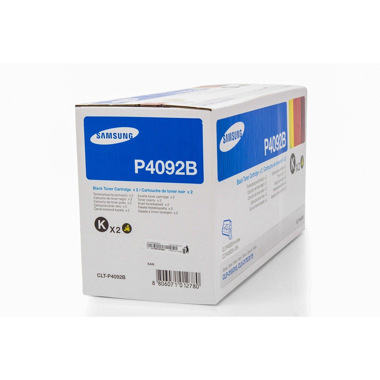 Toner original para Samsung CLX-3175 N Samsung CLT-P4092B - 2 x ...