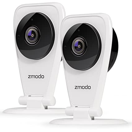 amazon com zmodo ezcam 720p hd wi fi wireless security rh amazon com