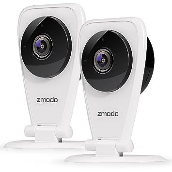 Zmodo EZCam 720p HD IP Camera, Wi-Fi Home Security: Amazon co uk