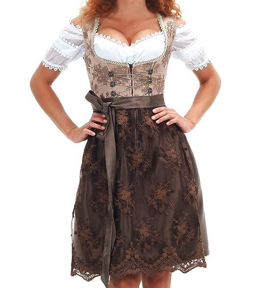 free shipping b6d88 d921f Exclusive Authentic Bavarian Oktoberfest Trachten Halloween Dress German  Dirndl German Wear