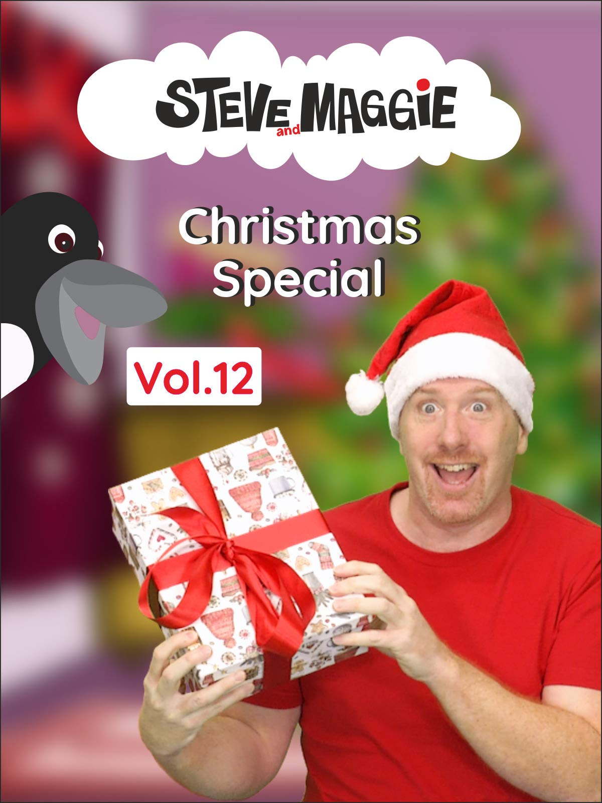 Steve and Maggie - Christmas Special (Vol. 12)