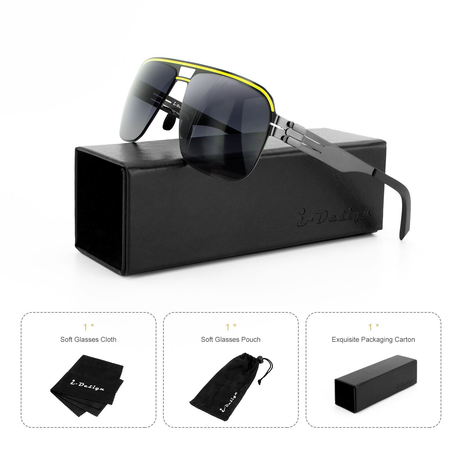 Women Sunglasses Unbreakable Glasses UV Protection and Non-Polarized Super Light Comfortable Sunglasses for Cycling Running and Driving