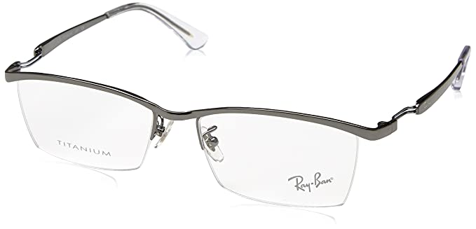 d44c7222ab Amazon.com  Eyeglasses Ray-Ban Optical RX 8746 D 1000 GUNMETAL  Clothing