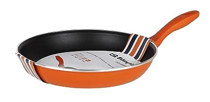 Orbegozo SXB 1218, 18 mm, Negro, Naranja