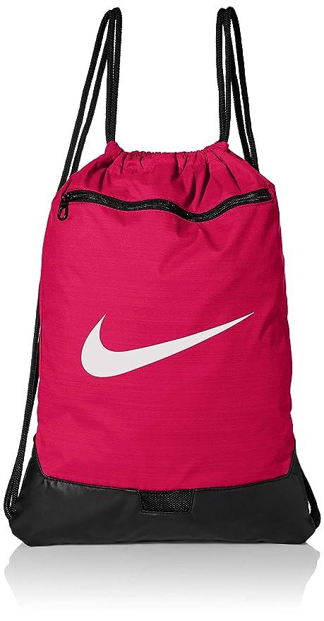 Nike Nk Brsla Gmsk-9.0 Bolsa Deportiva, Unisex Adulto, Rosa ...