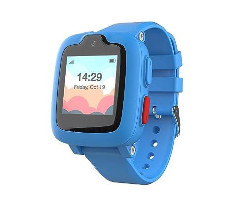 Reloj Inteligente 3G con Rastreador GPS, Pantalla táctil, Cámara, Alarma remota SOS de