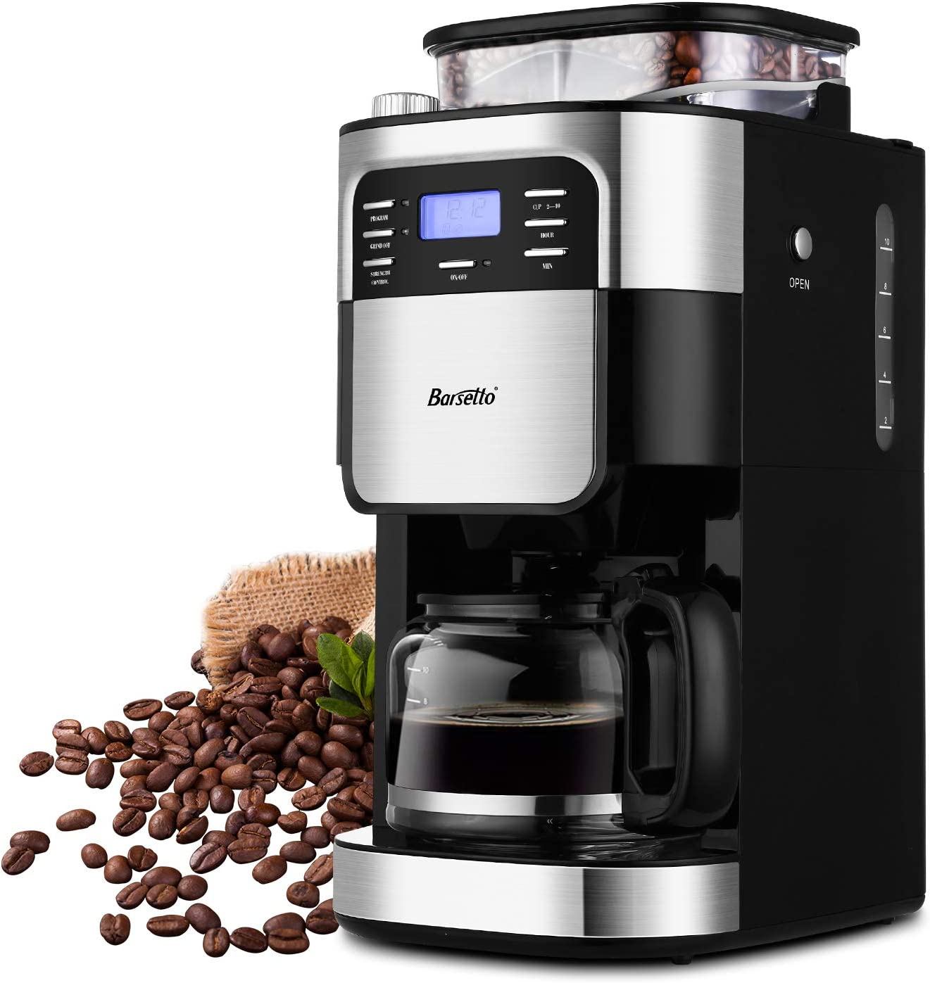 Coffee Maker Machines American Drip Coffee Brewer lot Espresso Cup All Colors