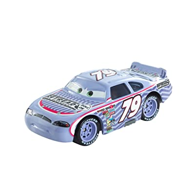 Disney/Pixar Cars Haul Inngas (Retread) Vehicle: Toys & Games