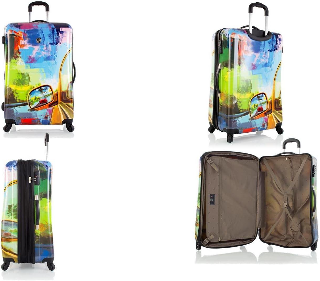 Heys America Cruise -3Pc Luggage Set Patterned-Multi