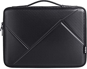 "NIDOO 15,6"" Laptop Sleeve case Notebook Bag Handbag for 15.6"" Lenovo Yoga Chromebook Ideapad 330 330S Legion Y730 ThinkPad T580 L580 X1 Extreme / 15.6"" HP EliteBook 755 G5 / 15.6"" Dell Latitude 5590"