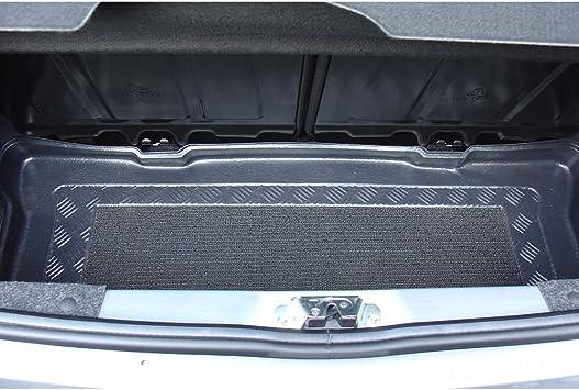 Kofferraumwanne mit Anti-Rutsch für Citroen C1 ab 2005