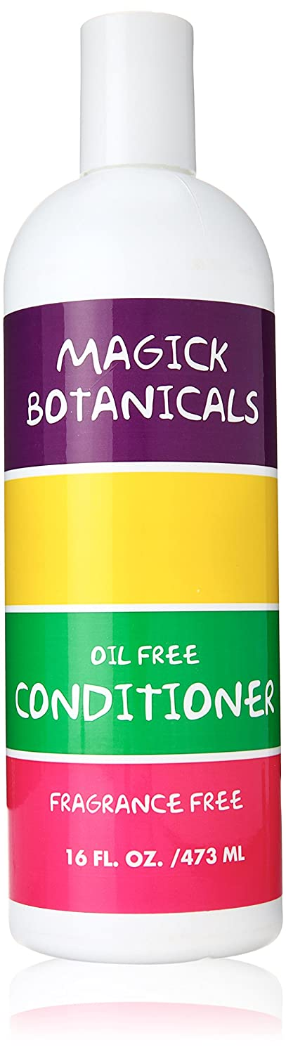 Magick Botanicals Conditioner, Fragrance Free, 16 Ounce