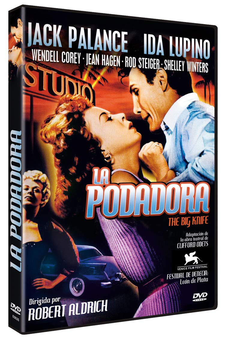 La Podadora (The Big Knife) [1955] [DVD]