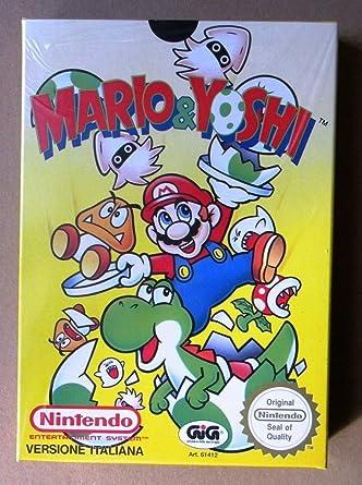 NES - Mario & Yoshi: Amazon.es: Videojuegos
