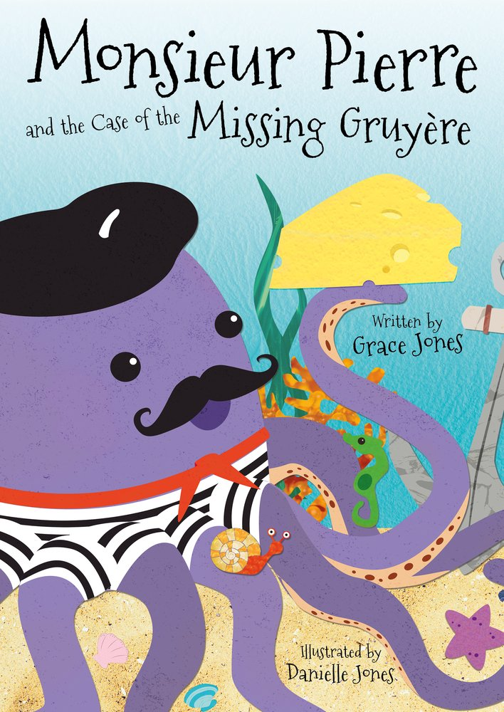 Monsieur Pierre and the Case of the Missing Gruyere (Poetry) PDF