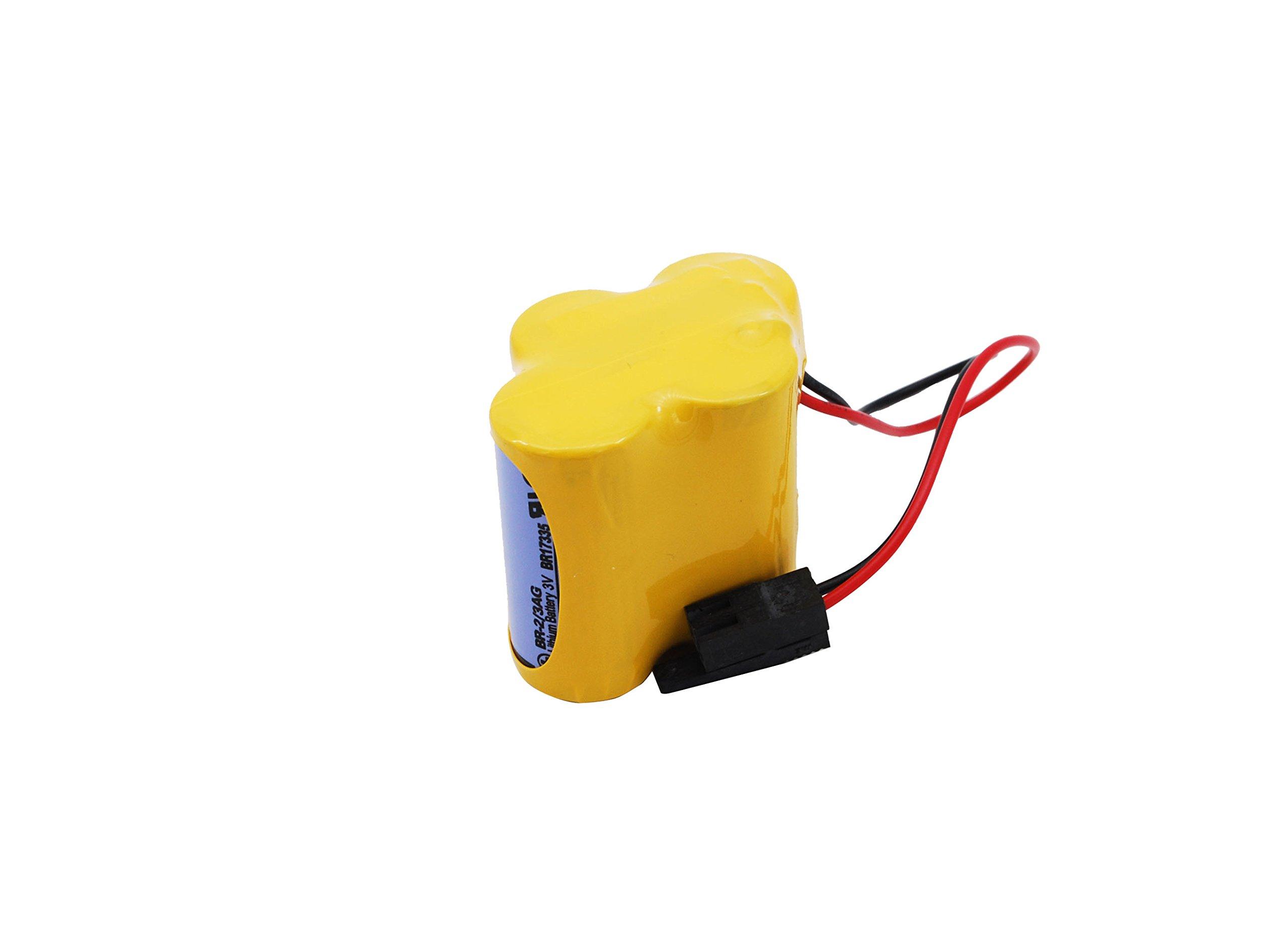 Bateria : Panasonic Br-2/3agct4a A98l-0031-0025