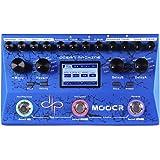 MOOER Ocean Machine Guitar Effects Pedal Premium Dual Delay Reverb and Looper