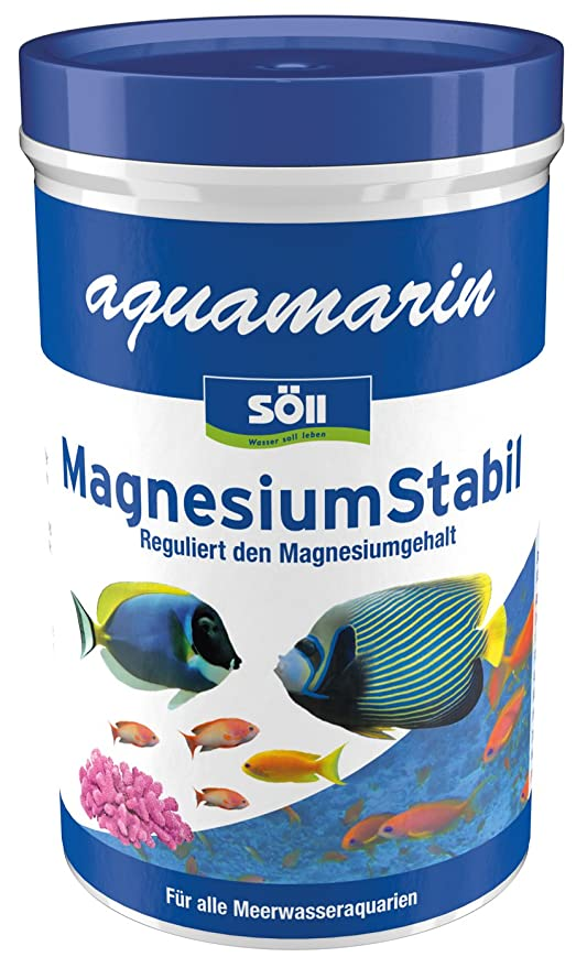 Söll Aquamarin magnesiumstabil 18018 magnesio suplemento 250 g