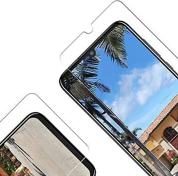 Protector De Pantalla para Motorola Moto One Zoom/One Pro, Ultra Cristal Vidrio Templado 9H Dureza 3D Touch Compatible para Moto One Zoom/One Pro, 2 Unidades: Amazon.es: Electrónica