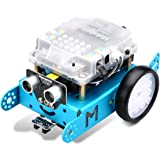 Makeblock MBot Upgraded Programming Educational Robot Kit Bluetooth Version DIY V1.1 Arduino Robot Kit C Graphical ,Blue