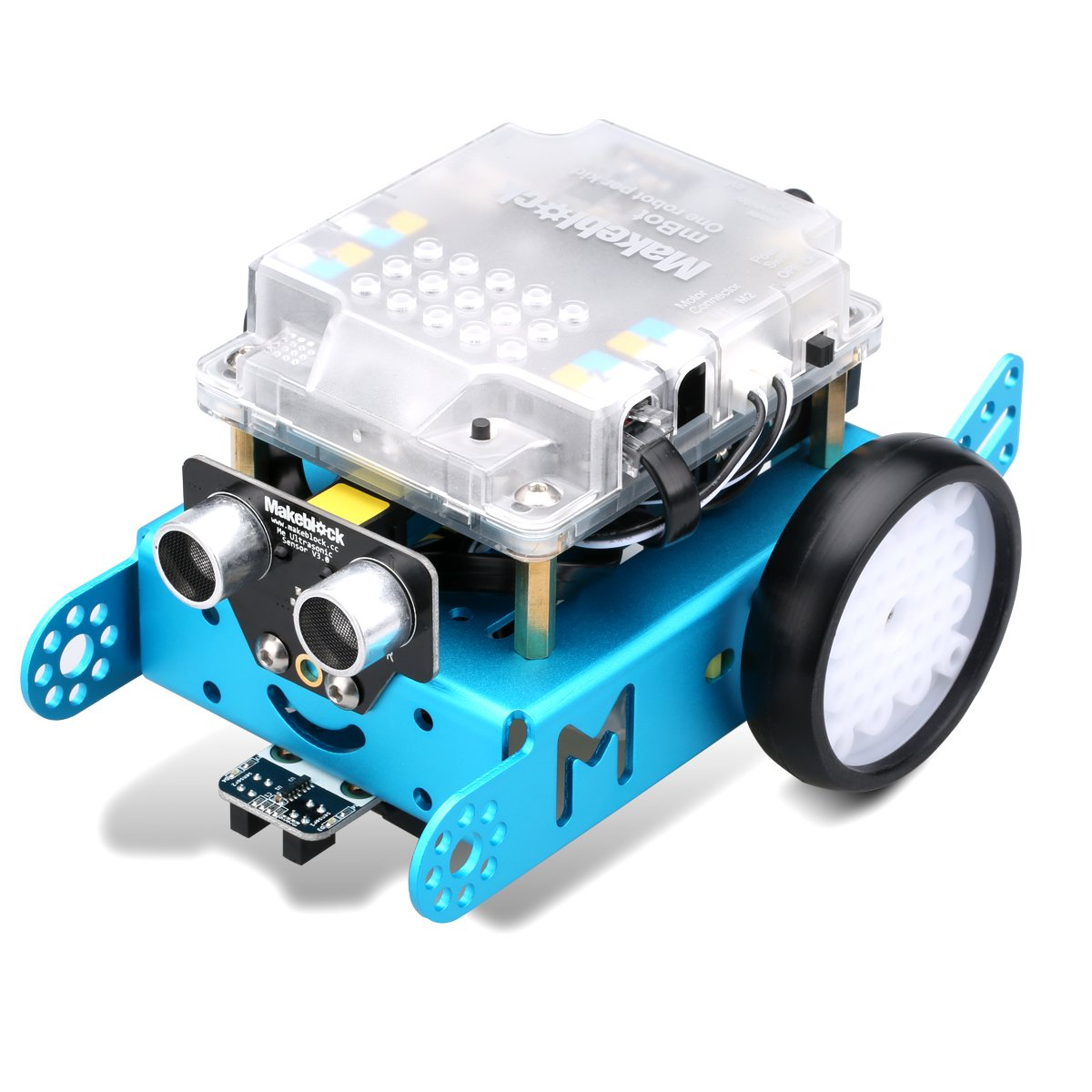 Voiture en kit à monter makeblock mbot