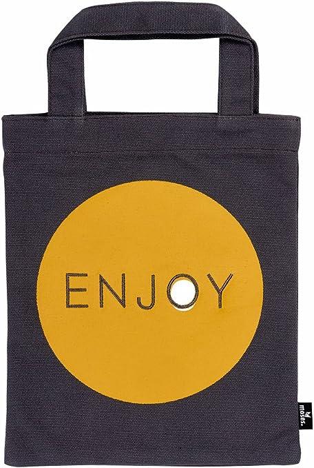 Moses libri_x 82699 Enjoy - Bolsa para libros (100% algodón): Amazon.es: Oficina y papelería