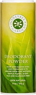 product image for Honeybee Gardens - Deodorant Powder, Aluminum and Talc Free, 4 oz/114 g