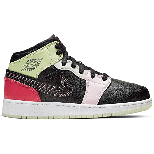 promo code 559da dd7e8 Amazon.com | Nike Air Jordan 1 Mid Se Kids Big Kids Av5174 ...