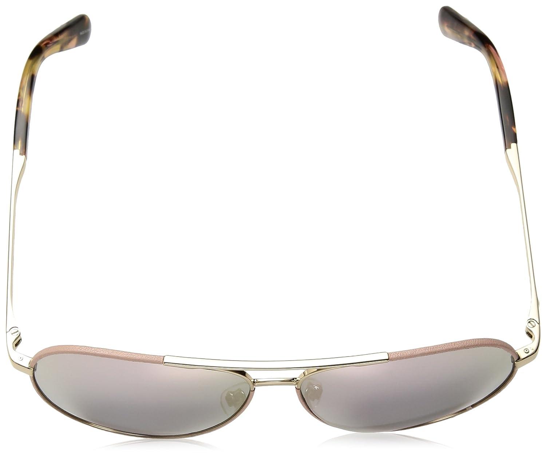 7da43c66a Sunglasses & Eyewear Accessories Kate Spade Womens Amarissa Aviator  Sunglasses Amarissa/S-02M2