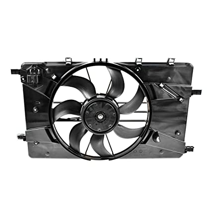 Amazon com: Radiator Cooling Fan Assembly for Chevy Cruze
