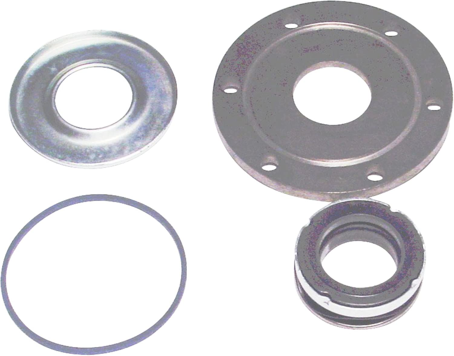 Universal Air Conditioner SS 0711 A//C Compressor Shaft Seal Kit