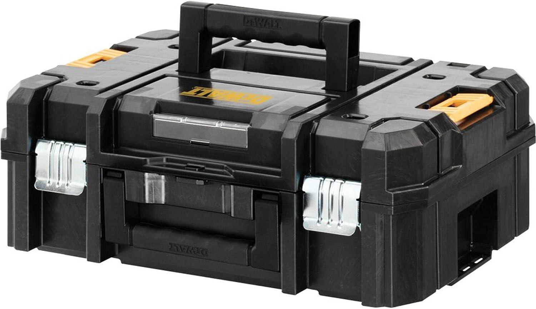 Advanced DeWalt TSTAK II apilable Caja de herramientas 440 mm/43,18 cm [unidades 1] con Min 3 años Cleva garantía: Amazon.es: Bricolaje y herramientas