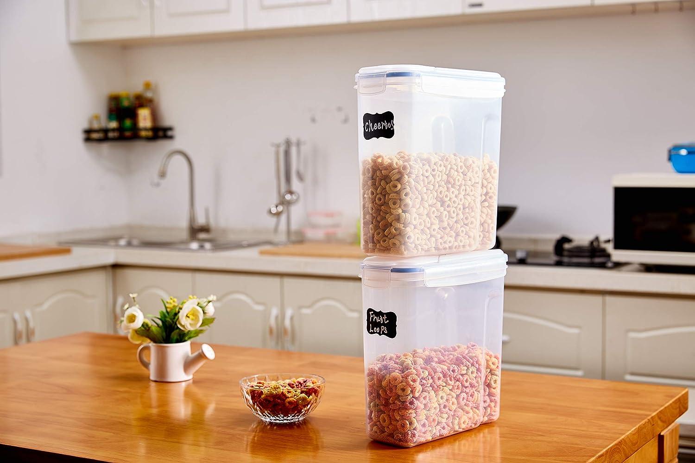 Contenitore per cereali.