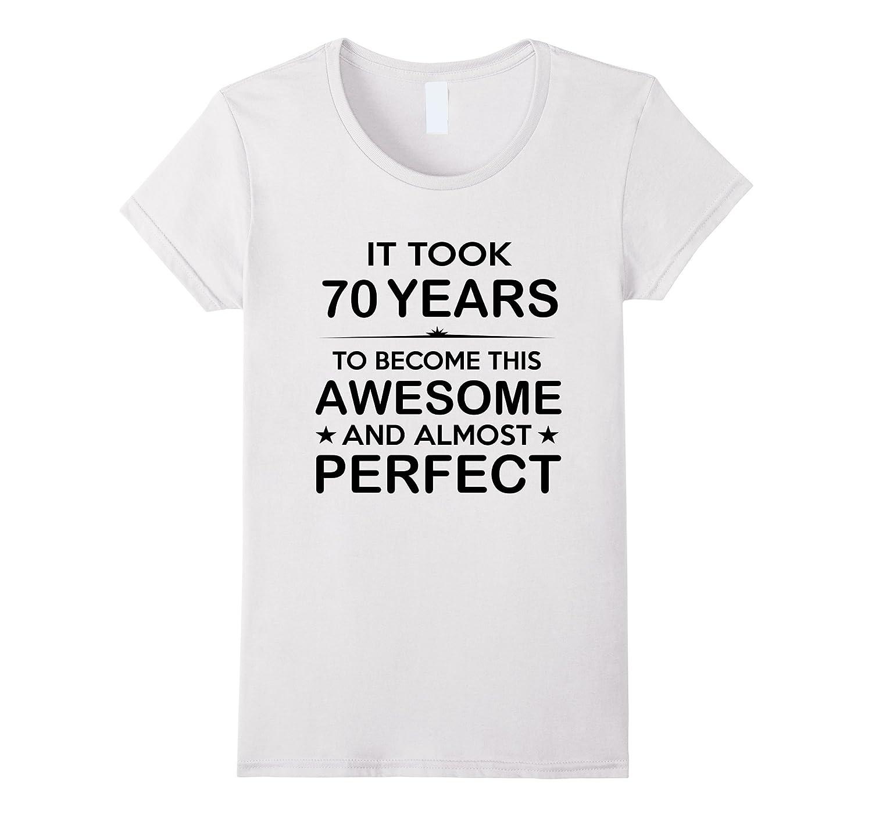 Seventy 70 Year Old -70th Birthday Gift Ideas Her Him