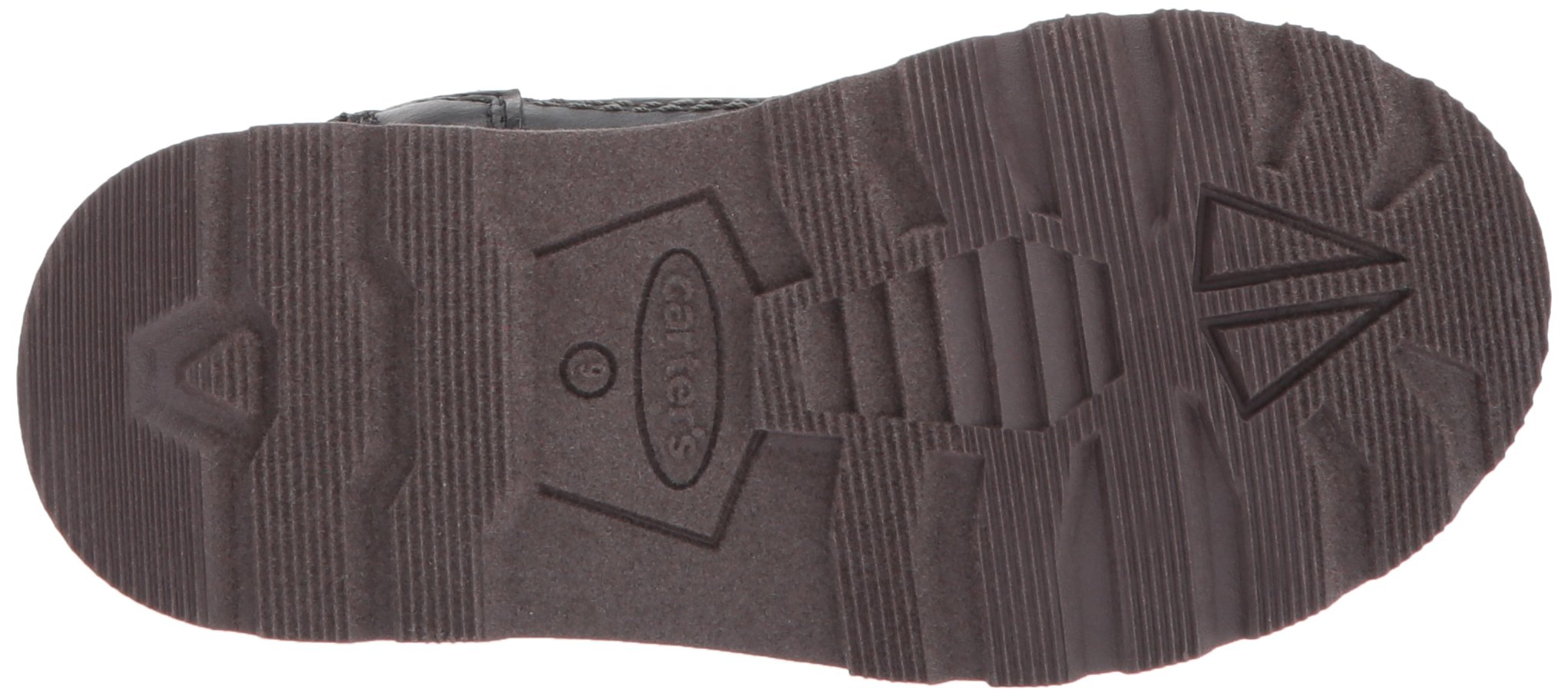 Carter's Boys' Galaway Fashion Boot, Black/Grey, 11 M US Little Kid by Carter's (Image #3)