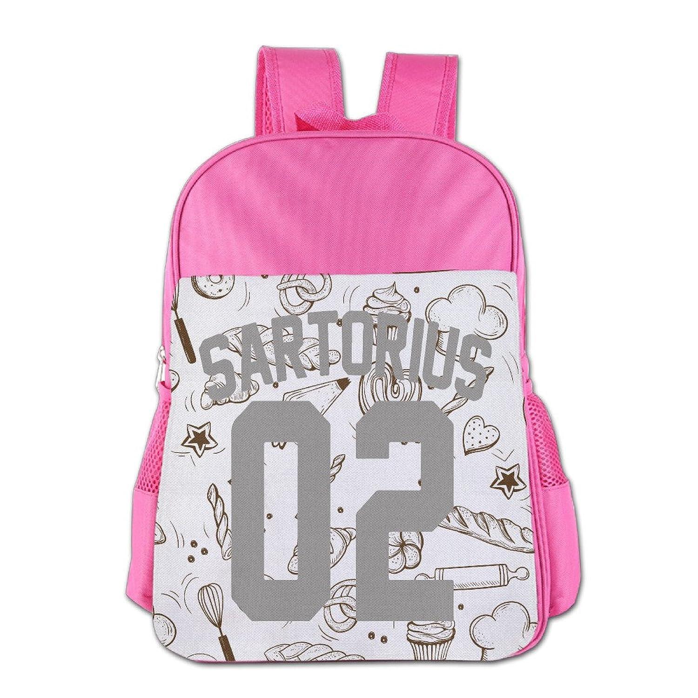 simple jacob sartorius logo school backpack 4 15