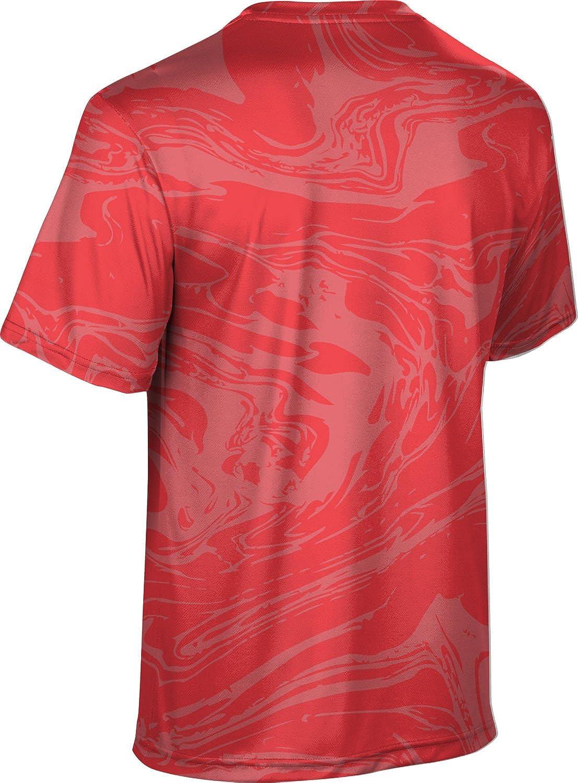 ProSphere Colorado State University Mens Performance T-Shirt Ripple