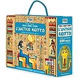 L'antico Egitto. Viaggia, conosci, esplora. Ediz. a colori. Con puzzle