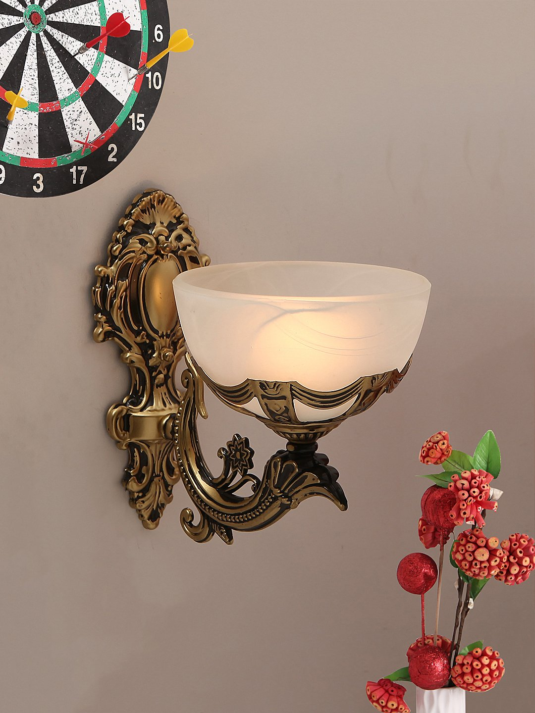 Aesthetic Home Solutions Single Shade Wall Light