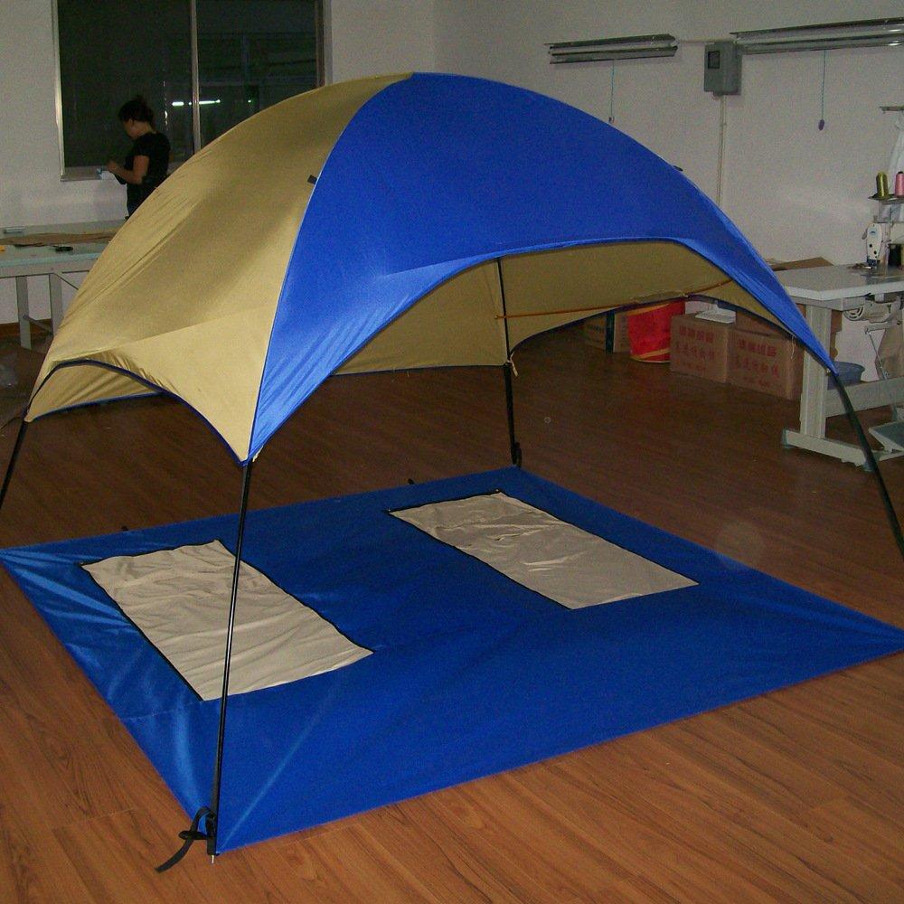 Mastausleger Schatten Zelt Strandzelt