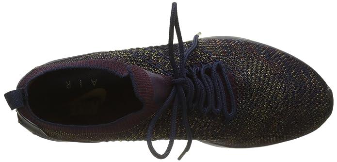 Amazon.com | Nike Mens Air Zoom Mariah Flyknit Racer College Navy/Bordeaux-Desert Moss (11 D (M) US) | Running