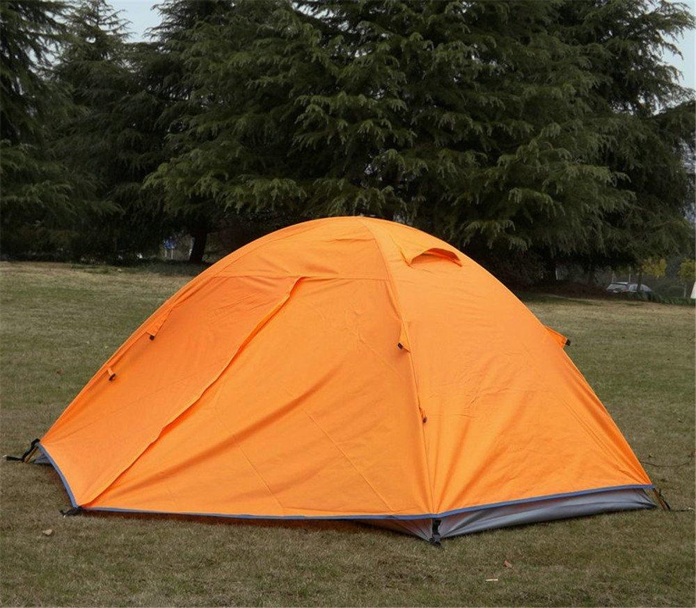 Kaxima Outdoor-Regen-Proof Doppeltür Aluminium pole Camping