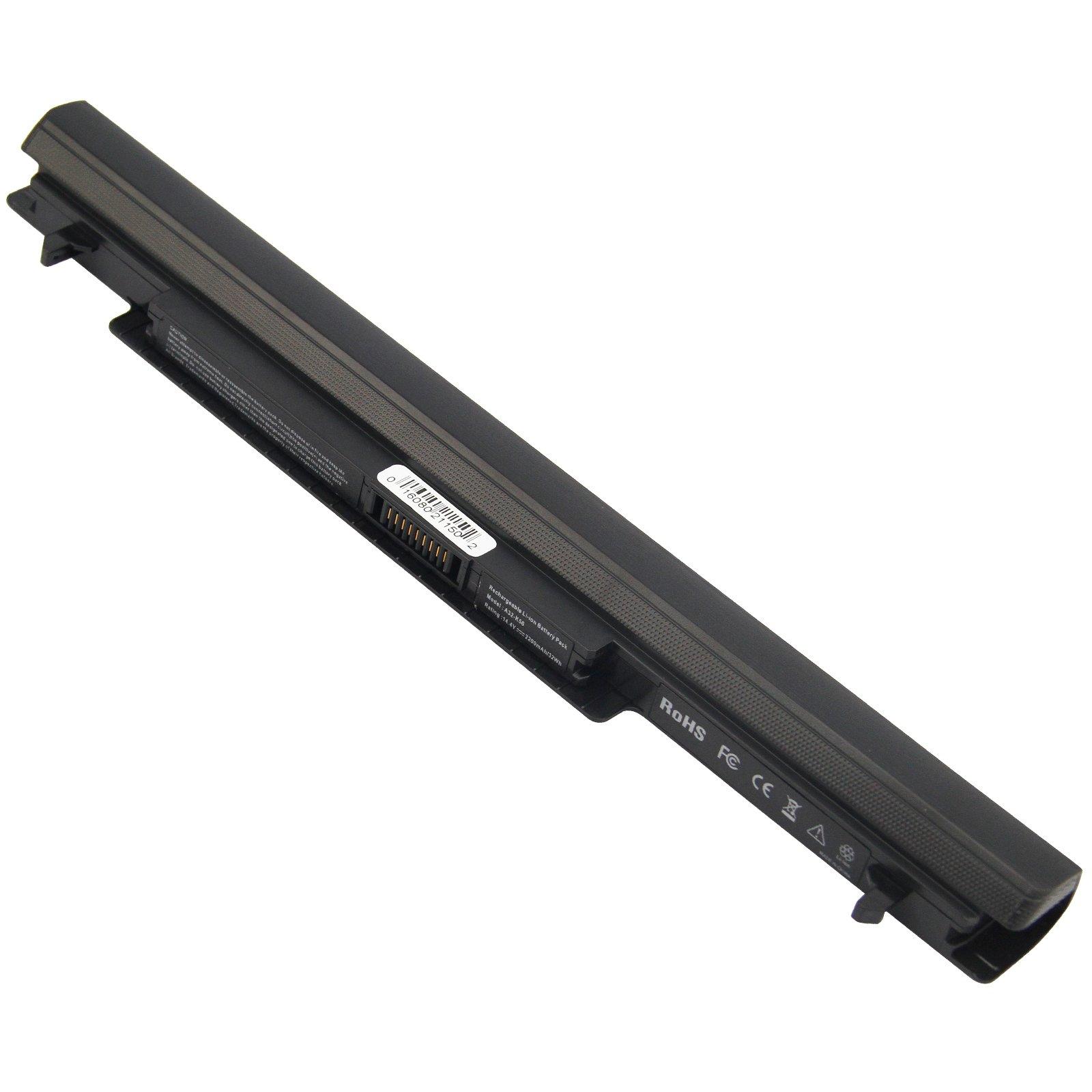 Bateria Para Asus K46cm K46cb K56ca S46c S56ca A31-k56 A32-k56 A41-k56 A42-k56 K56lm2h K56lm9c - Li-ion 6 Celdas 14.8v 2