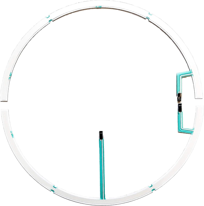 Goedrum Cymbal Membranes for DIY 14 Dual Zones 360 Electronic Cymbal//Edge