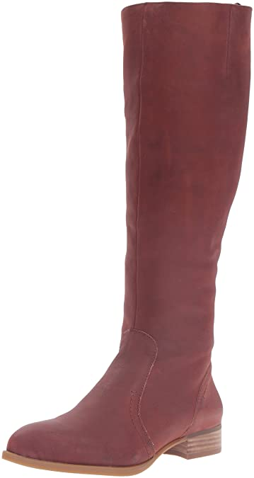 c60492ad34602 Nine West Women's Nicolah Leather Knee-High Boot