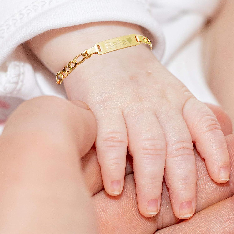 FREE Shipping in the U.S. Kids Bracelet Natural Stone Bracelet Toddler Bracelet